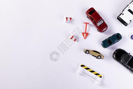 模拟车祸现场图片