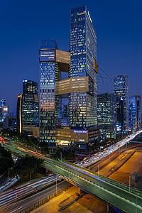 深圳腾讯大楼【媒体用图】(仅限媒体用图使用,不可用于商业用途)图片