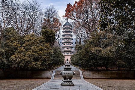 南京灵谷寺寺庙旅游景点图片