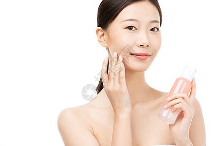 女性美容护肤保养图片
