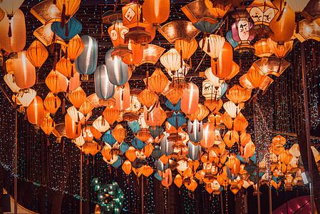 深圳欢乐灯会图片