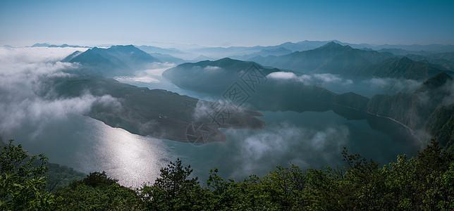 山川河流风光图片