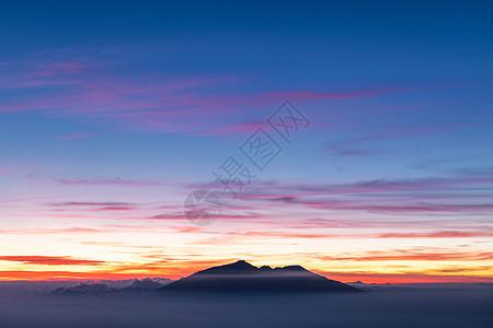 印尼布罗莫火山图片