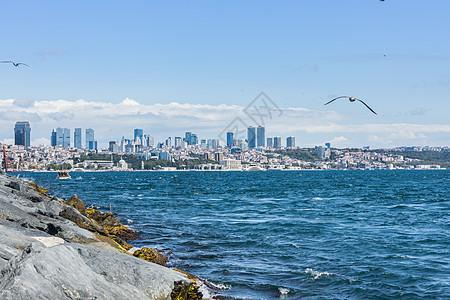 伊斯坦布尔海景图片