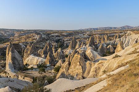 土耳其喀斯特地貌卡帕多西亚图片