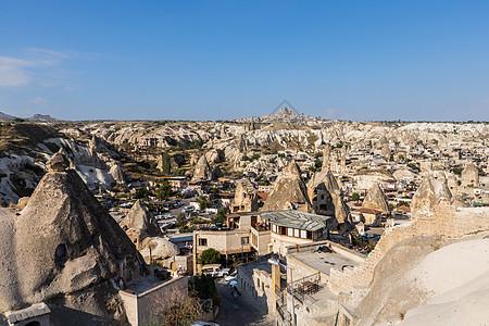土耳其旅游胜地卡帕多西亚格雷梅村图片