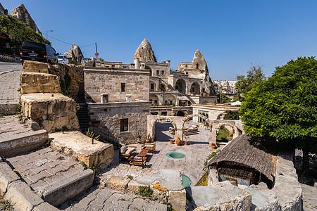 土耳其卡帕多西亚洞穴酒店图片