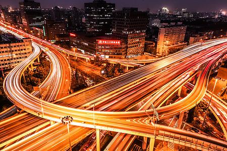 上海大柏树夜景图片