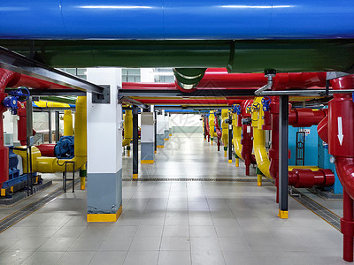 运营商IDC机房配套油机房图片