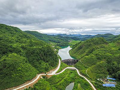 贵州金家槽水库风光图片