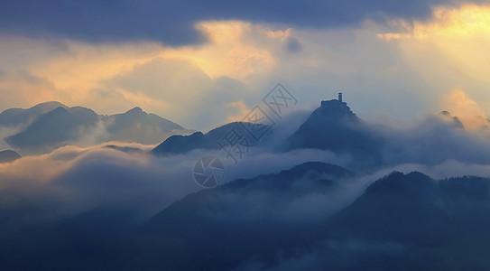 盘州市丹霞山图片