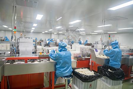 2020年2月医用一次性手套工厂加急生产图片
