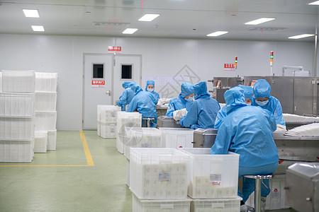 2020年2月医用一次性手套工厂加急生产