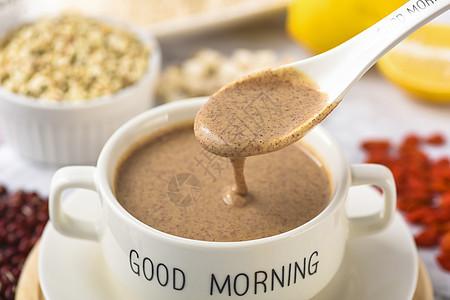 红豆薏米粉图片