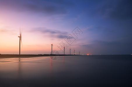 海上新能源发电图片