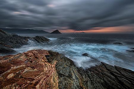 广东省惠州市盐洲岛海边景色图片