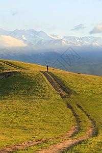 吉尔吉斯斯坦自然风光图片