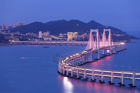 辽宁省大连市星海湾大桥图片