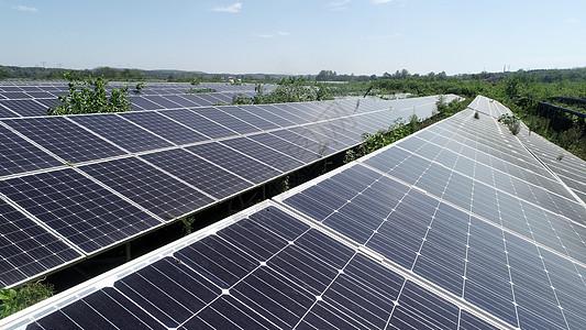 湖南澧县太阳能发电图片