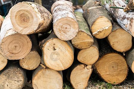 原木料图片
