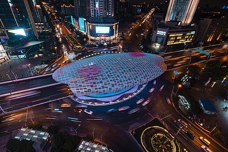 上海五角场图片