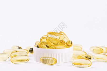 保健品鱼油图片