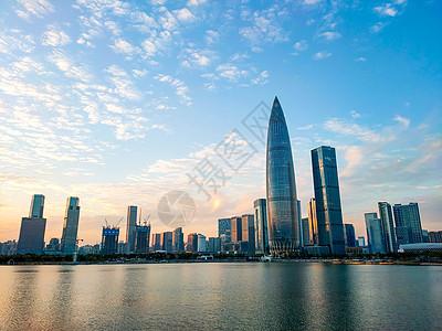 深圳南山人才公园建筑风光图片