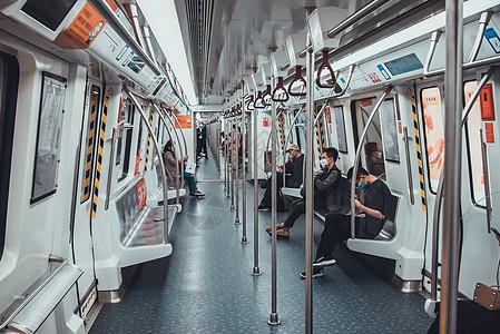 【媒体用图】疫情期间的深圳地铁图片