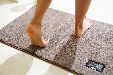 浴室地毯地垫图片