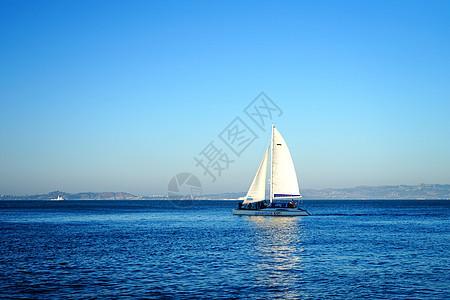 旧金山帆船图片