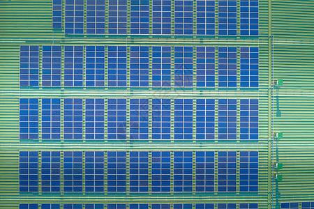 太阳能发电图片