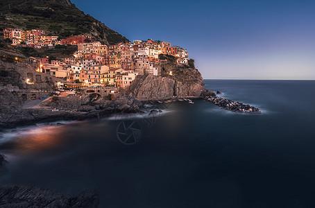 意大利五渔村风光图片