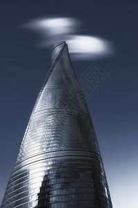 上海陆家嘴上海中心大厦科技风格建筑图片