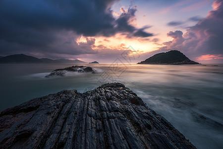 深圳海景城市风光图片