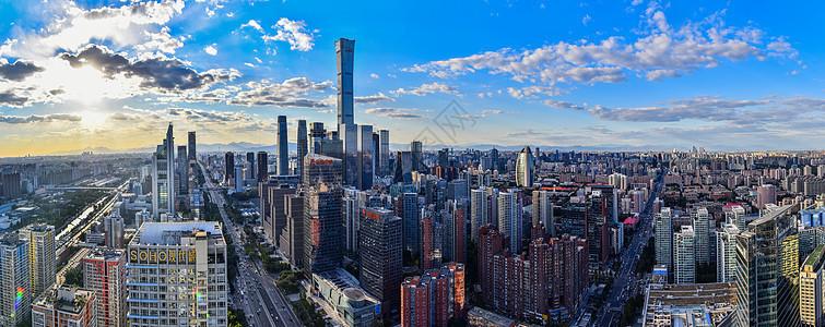北京城市发展的建筑图片