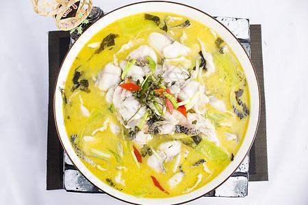 鲜椒酸菜鱼图片