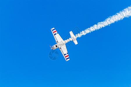 极限运动摄影飞机空中表演图片