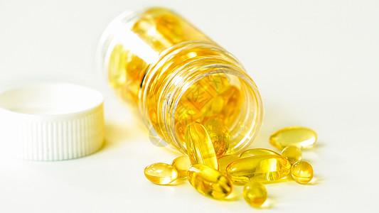装鱼肝油的药瓶图片