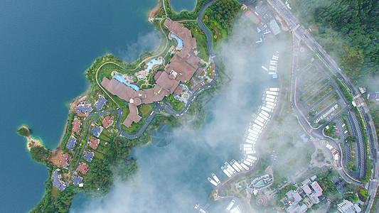 千岛湖度假村图片