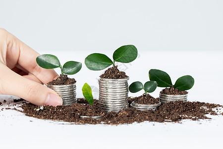 公益植树节能环保图片