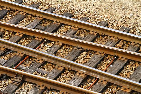 火车轨道图片