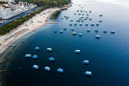 云南抚仙湖图片