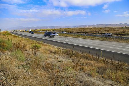 美国自驾游美国高速公路图片