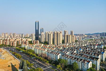 城市楼盘建筑群图片