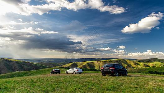 内蒙古草原避暑旅游图片