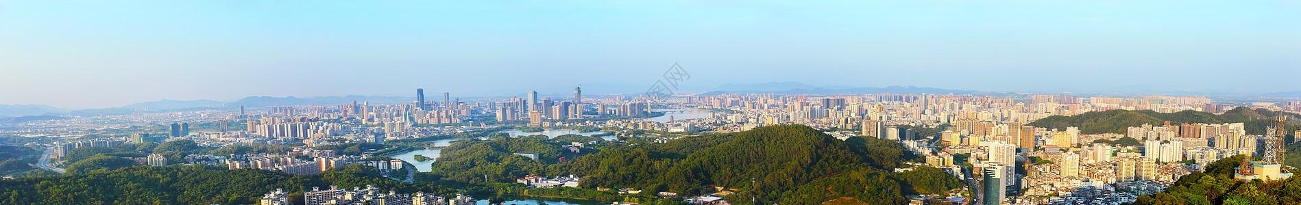 惠州全景图片