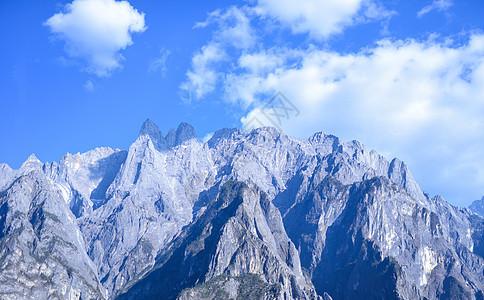 云南香格里拉虎跳峡风景区图片