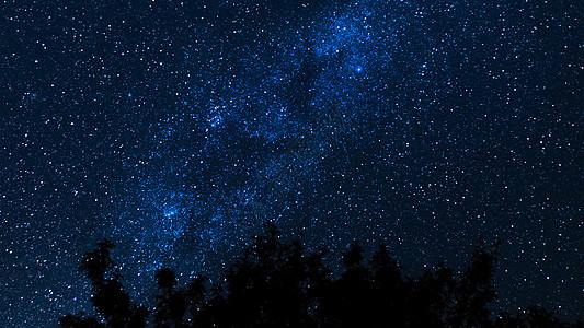 夏威夷大岛冒纳凯阿火山山顶星空银河图片