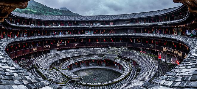 中国著名土楼图片