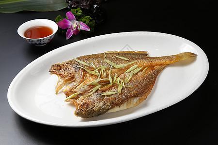 香煎龙利鱼图片